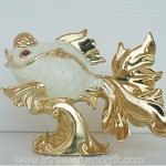 ปลาขาวทอง