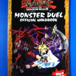 MONSTER DUEL OFFICIAL HANDBOOK ภาพสี ภาษาอังกฤษ ทั้งเล่ม SHONEN JUMP'S YU-GI-OH ENTER THE SHADOW REALM