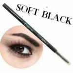 Cosluxe SlimBrow Pencil #Soft black (สีดำอ่อน) ดินสอเขียนคิ้ว SlimBrow Pencil แบบ Auto ไม่ต้องเหลาและ นวัตกรรมหัวเรียวเล็กเพียง 1 MM.