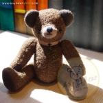 ตุ๊กตาหมีผ้าวูลท์ขนาด 20 cm. - Banoffee