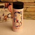 SAN-X Japan Sentimental Circus ขวดflask เก็บอุณหภูมิ ร้อน-เย็น น้ำหนักเบา พกพาสะดวกค่ะ