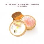 Skinfood All Over Muffin Cake Finish #1 Strawberry Honey Muffin