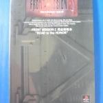 FRONTMISSION 2 ROAD to the HONOR ภาษาญี่ปุ่น ภาพประกอบสี่สี ทั้งเล่ม