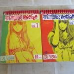 จุนจังหนุ่มน้อยหลุดโลก ครบชุด 2 เล่มจบ Toru Fujisawa เขียน