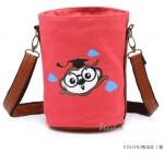 [Preorder] กระเป๋าสะพายข้างลายสัตว์ประจำปีนักษัตร ลายลิง (ปีวอก) North bag 2013 Korean version of the original cartoon Zodiac constellation pattern leisure Shoulder Messenger bag