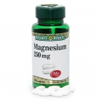Nature's Bounty Magnesium 250 mg. เนเจอร์ส เบาวน์ตี้ แมกนีเซียม 250 มก