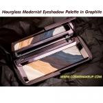 ลดพิเศษ (ส่งฟรีEMS) Hourglass Modernist Eyeshadow Palette สี Graphite (Smokey)อายแชร์โดว์ชนิด baked และอัดด้วยมือให้สีคงทน เด่นชัด ด้วยพิกเม้นต์และเนื้อผลิตภัณฑ์ ตัว packaing ก็ยังทำออกมาได้ดีหรูหรา
