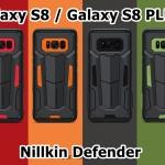 Nillkin Defender (Samsung Galaxy S8 Plus)