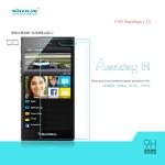 ฟิล์มกระจกนิรภัย Blackberry Z3 ยี่ห้อ Nillkin Amazing H ของแท้