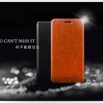 เคสหนังฝาพับ Huawei P8 Max ยี่ห้อ MOFi Leather Slim