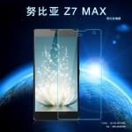 ฟิล์มกระจกนิรภัย Nubia Z7 Max ยี่ห้อ Bepak Super Glass H+
