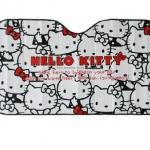 ที่บังแดดในรถ ลาย คิตตี้ Hello Kitty #4