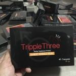 Tripplethree ทริปเปิ้ลทรี ทานได้ทั้งหญิงชาย อาหารเสริมชายที่ดีที่สุด