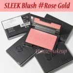 SLEEK Blush สี Rose Gold #926ขนาด 8g.(ขนาดปกติ) ลัชออนสีสวยเม็ดสีสดใสชัดเจน เนื้อละเอียด เม็ดสีแน่น สีชมพูอมส้มประกายแวววาว เนื้อชิมเมอร์ ทาออกมาเหมือนNars ออกัสซั่ม