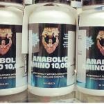 anabolic amino 10000 90 tablets