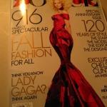 นิตยสาร Vogue ฉบับเดือนกันยายน (ที่ทุกคนไม่ควรพลาด)