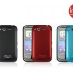เคสแข็งบาง HTC Desire S ยี่ห้อ Imak Hard Slim
