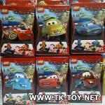 เลโก้ CARS ชุด 6แบบ [LC-6]