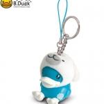 พวงกุญแจ B.Duck ชุดแมวน้ำ