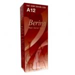 Berina เบอริน่า ครีมย้อมผม A12 สีบลอนด์แดงประกายม่วง