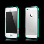 บัมเปอร์ More สำหรับ iPhone5 สีเขียว