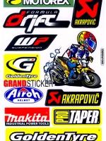 สติ๊กเกอร์รวม Logo R 620