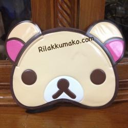 ผ้าปิดตา ลายหมี โคะริลัคคุมะ Korilakkuma (สั่งซื้อ3อัน เหลืออันละ 80บาท)