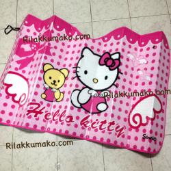[Sale] ที่บังแดดในรถ ลาย Hello Kitty คิตตี้ ขนาด 130x70cm #3