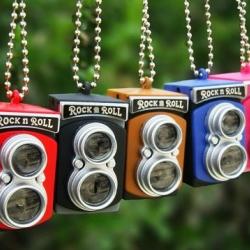 พวงกุญแจกล้องโลโม่ (ราคาส่ง6ชิ้น เหลือชิ้นละ 85บาท)