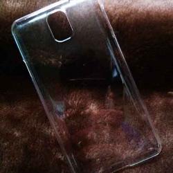 case Samsung Note3 ใส
