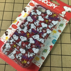 Case Snoopy แท้ สำหรับ iPhone 5/5S/5SE