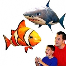Air Swimmer ปลาบังคับวิทยุ ขนาด 125cmx76cm