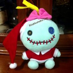 ตุ๊กตา สครัมพ์ Scrump ขนาดสูง 6นิ้ว ชุดซานต้า