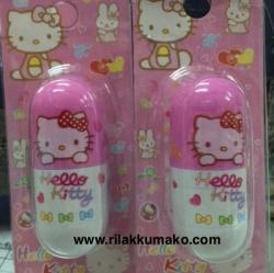 ปากกาแคปซูล ลาย คิตตี้ Hello Kitty (ราคาส่ง 12ด้าม เหลือด้ามละ 15บาท)