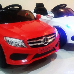 รถแบตเตอรี่เด็ก Benz C250