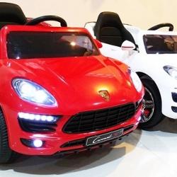 รถแบตเตอรี่เด็ก Porsche Macan S