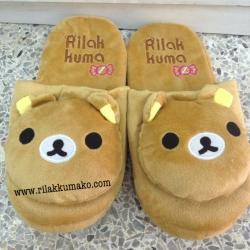 รองเท้าใส่เดินในบ้าน ริลัคคุมะ Rilakkuma Freesize