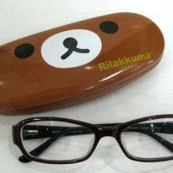 กล่องแว่น ลาย Rilakkuma ริลัคคุมะ หมีขี้เกียจ
