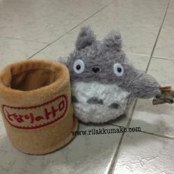 แท่นวางดินสอ โตโตโร่ Totoro