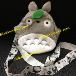 กระเป๋าใส่เศษเหรียญ ลาย โตโตโร่ Totoro