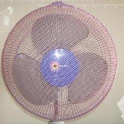 ตาข่ายคลุมพัดลม ใช้ได้กับพัดลมขนาดเส้นผ่าศูนย์กลาง 12-16นิ้ว (สั่งซื้อ12อัน เหลืออันละ 35บาท)