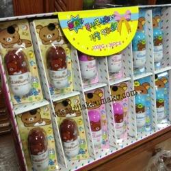 ปากกาแคปซูล ลาย หมี ริลัคคุมะ Rilakkuma (ราคาส่ง 12ด้าม เหลือด้ามละ 15บาท)