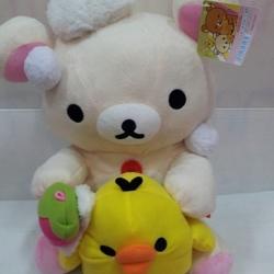 ตุ๊กตา โคะริลัคคุมะ Korilakkuma ชุดอาบน้ำ ขนาด 14นิ้ว #1