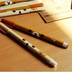 ปากกา Rilakkuma+Korilakkuma ขายเป็นคู่ (50บาทได้2ด้าม)