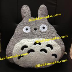 หมอนสอดมือ ขนปุย ลาย โตโตโร่ Totoro ขนาด 16x20นิ้ว