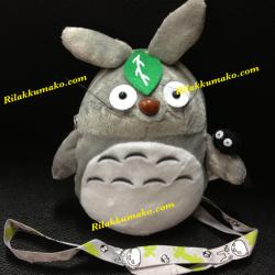 กระเป๋าใส่เศษเหรียญ ลาย โตโตโร่ Totoro แบบตั้วอ้วน