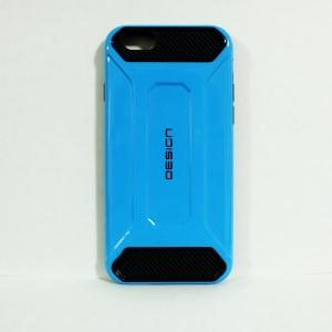 เคสไอโฟน 5/5S design สีฟ้า
