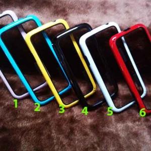 case Samsung S4 บัมเปอร์ยาง