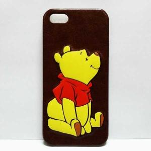 เคสไอโฟน 6/6s เคสหนัง หมีพู