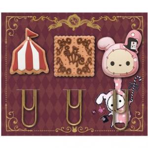 Jumbo Clip Sentimental Circus #2